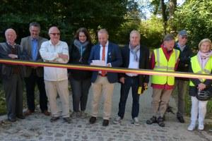 Inauguration de la Transincourtoise et Fête de la Famille